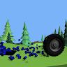 Wheel Run Funny game apk icon