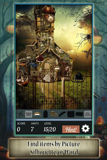 Hidden Object: Halloween House apkmr screenshots 3