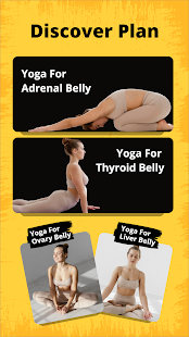 Lose Belly Fat Yoga - Flat Stomach Abs at Home