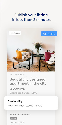 Badi u2013 Rent your Ideal Room or Apartment  Screenshots 6