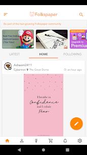 Folkspaper – Create your own headlines. 1.3.9 (MOD + APK) Download 1