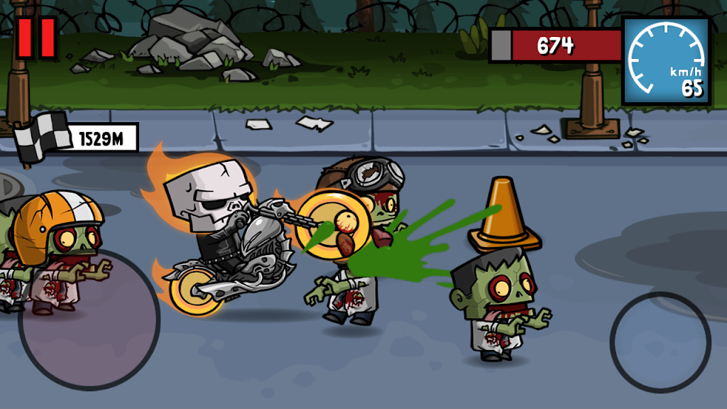 Zombie Age 3: Shooting Walking Zombie: Dead City  poster 2