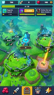 Idle Dungeon Manager Mod Apk- Arena Tycoon (Unlimited Money) 7