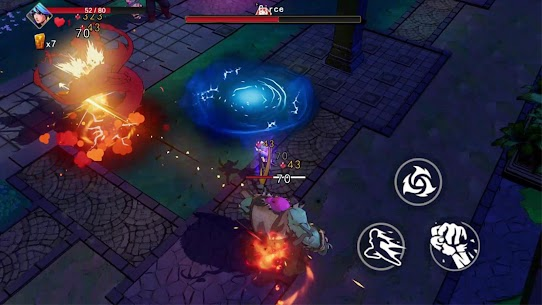 Game of Gods: Best Roguelike ACT Games Mod Apk 1.0.1 7