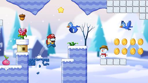 Super Bobby's World - Free Run Game modavailable screenshots 23