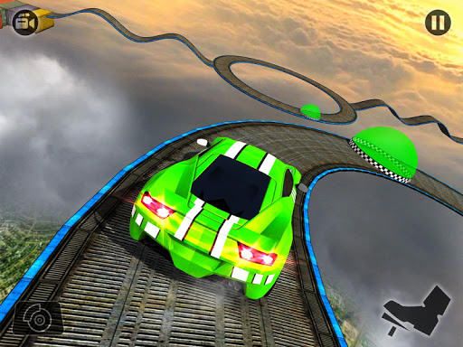Impossible Stunt Car Tracks 3D modavailable screenshots 14