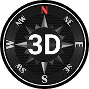 Compass Steel 3D