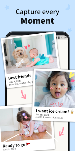 Baby Tracker, Feeding, Diaper Changing for Newborn 1.0.10 Screenshots 14