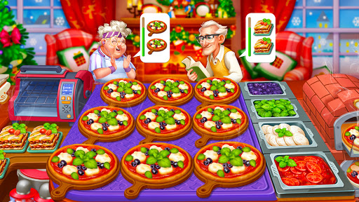 Cooking Frenzyu2122:Fever Chef Restaurant Cooking Game 1.0.41 screenshots 5