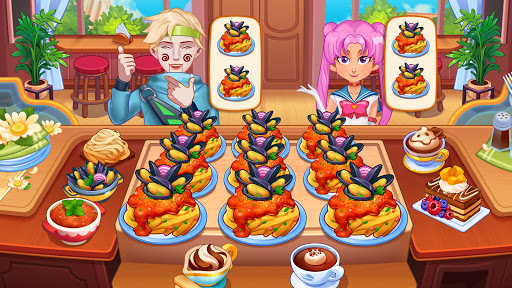 Cooking Master Life : Fever Chef Restaurant Game  Screenshots 3
