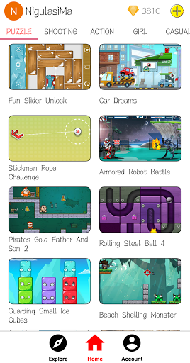 Fun GameBox 5000+ offline games collection modavailable screenshots 1