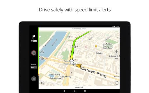 Yandex.Navigator 5.12 Screenshots 13