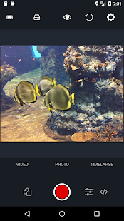 Yi Pro - Yi Action Camera Screenshot