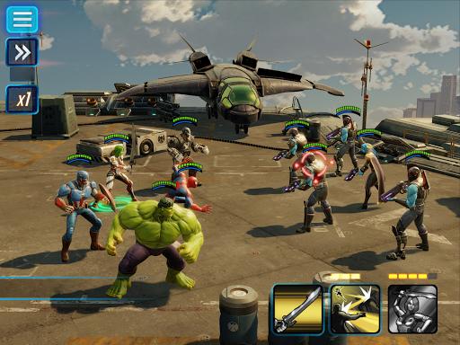 MARVEL Strike Force - Squad RPG 4.5.0 screenshots 18