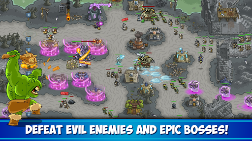 Kingdom Rush - Tower Defense Game  screenshots 4