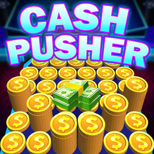 Cash Pusher - Free Prizes Lucky Coin Pusher Casino