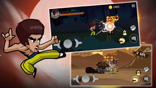 KungFu Fighting Warrior apkpoly screenshots 4