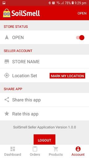 SoilSmell Seller  screenshots 7