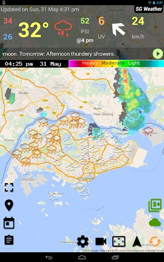 SG Weather 4.23 Screenshots 6