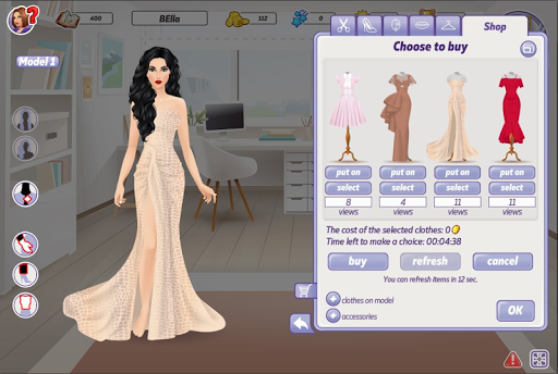 The Great Couturier Experience  screenshots 8