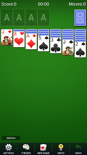 Solitaire - Klondike Solitaire Free Card Games  screenshots 1