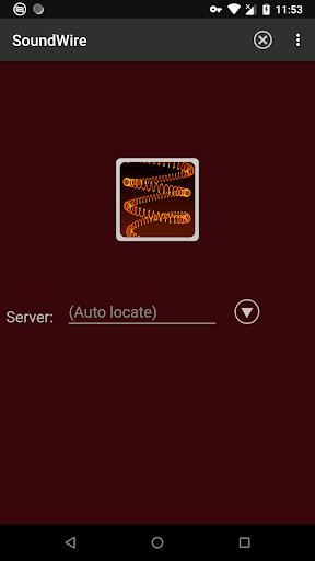 SoundWire (free) 3.0 Screenshots 1