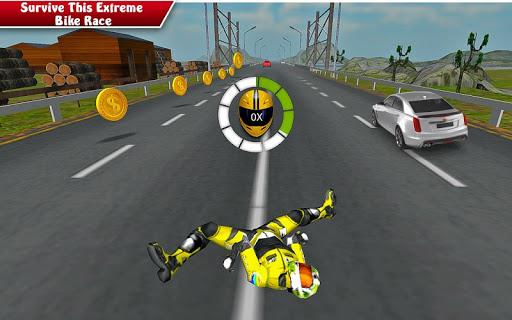 Moto Bike Attack Race 3d games 1.4.5 Screenshots 1