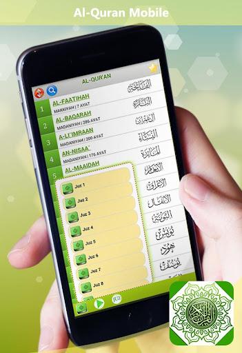 Al-QuranQu dengan Terjemahan Indonesia  screenshots 7
