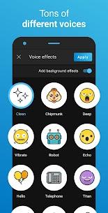 Sesli Mod Klipleri: Ücretsiz Ses Değiştirici ve Video Yapıcı Android Full Apk İndir 3