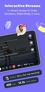 Turnip: Livestream, voice chat, gaming communities 3