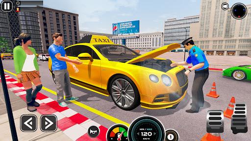 Grand Taxi Simulator : Modern Taxi Games 2021 2.1 screenshots 2