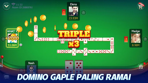 Download Domino Qiuqiu 2020 Domino 99 Gaple Online On Pc Mac With Appkiwi Apk Downloader