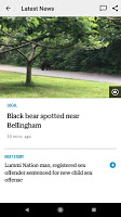 Bellingham Herald WA newspaper