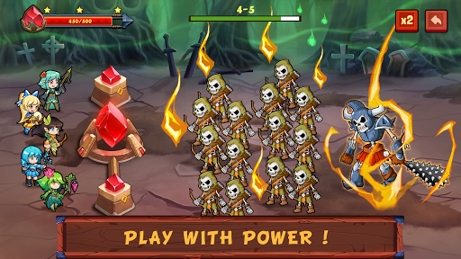 Summon Heroes - New Era apkdebit screenshots 16