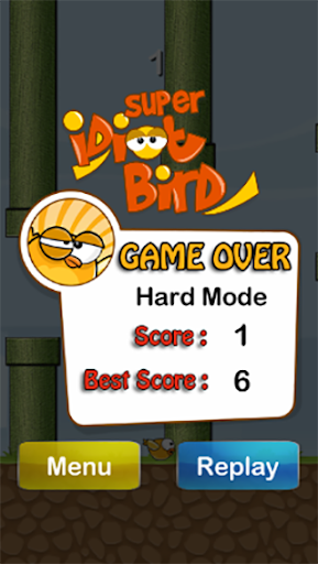 Super idiot bird 1.3.8 screenshots 8