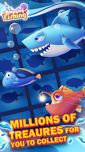 Amazing Fishing Games: Free Fish Game, Go Fish Now  screenshots 4