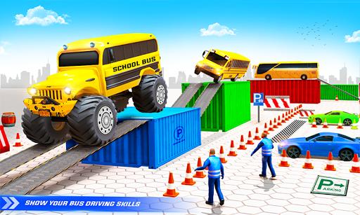 School Bus Driving Simulator Bus Parking Games 20 Screenshots 5