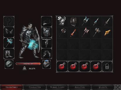 Vampire's Fall: Origins RPG 1.14.365 Screenshots 19