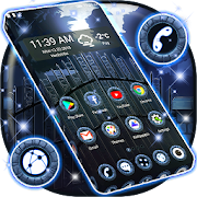 Launcher New 2021 Theme, 3D Version