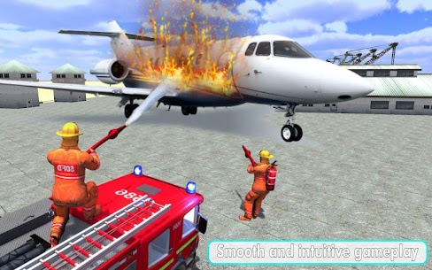 American Fire Fighter: Airplane For Pc (Free Download – Windows 10/8/7 And Mac) 1