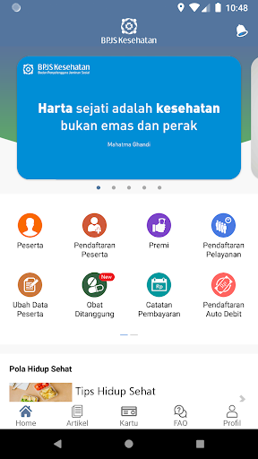 Mobile JKN apktram screenshots 2