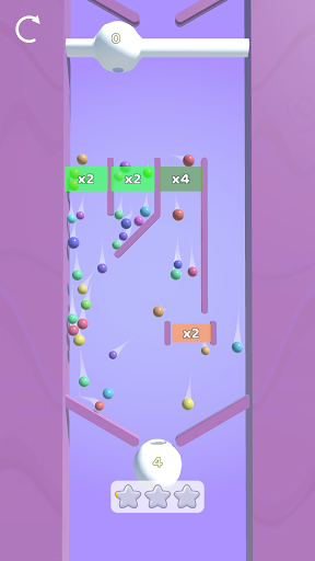 Bounce Balls - Collect and fill  screenshots 2