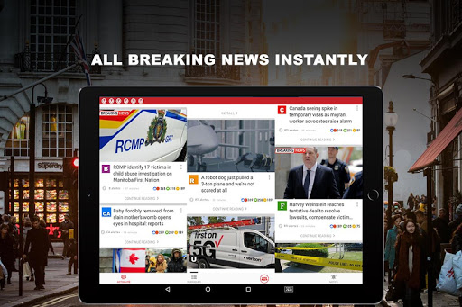 Canada Breaking News & Local News For Free 10.5.15 screenshots 16