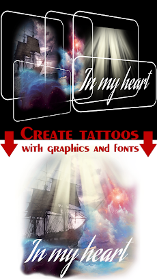 Tattoo Font Designer PRO - Tattoo Makerのおすすめ画像3