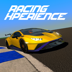 Racing Xperience Real Car Racing Drifting Game 1.4.0 by BMZ Games logo
