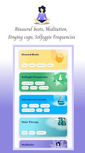 Healing Sounds, Binaural Beats, & Sound Therapy