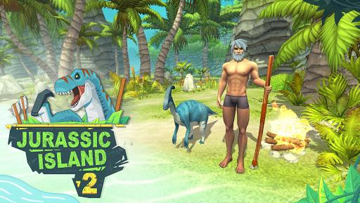 Jurassic Island 2: Lost Ark Survival apkmr screenshots 9