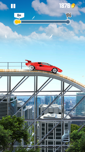 Jump The Car modavailable screenshots 4