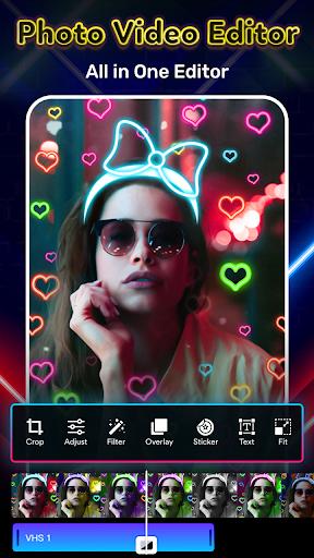 Pixelshot Photo Editor: Pic Effect & Photo Filters  screenshots 1