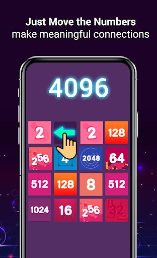 2048 Game - Animated Edition 2.0.5 screenshots 1